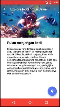 Explore To Karimun Jawa apk screenshot