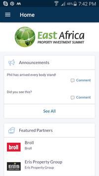 API Events screenshot 1