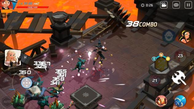 Maze captura de pantalla 10