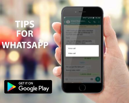 Free Whatsapp messenger Tips apk screenshot