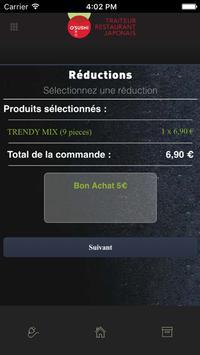 Sushi Saint Julien screenshot 2