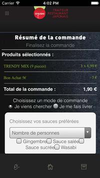 Sushi Saint Julien screenshot 3