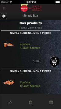 Sushi Saint Julien screenshot 4