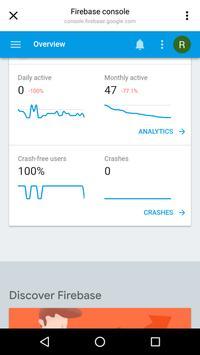 Firebase Console screenshot 2