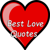 Best love quotes ❤️️ icon