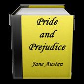 Pride and Prejudice - eBook icon