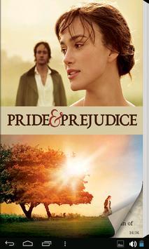 Pride and Prejudice - eBook poster