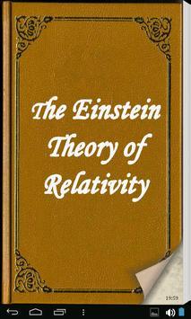 Einstein Theory of Relativity poster