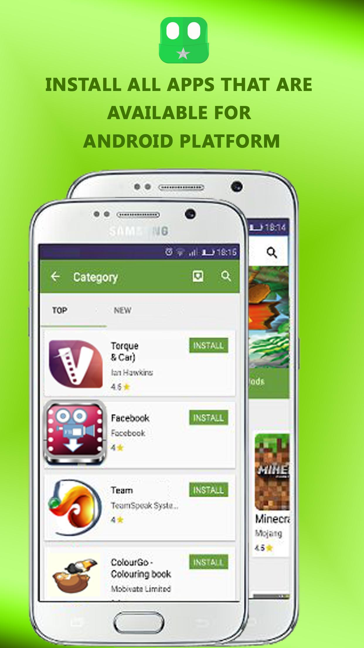 New AC mobile Market* Pro for Android - APK Download