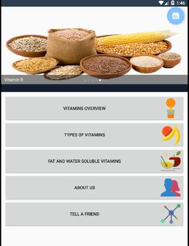 Vitamins - Sources, Deficiency & Health Tips poster