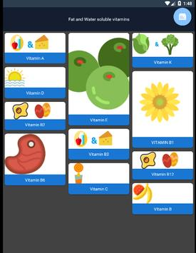 Vitamins - Sources, Deficiency & Health Tips apk screenshot