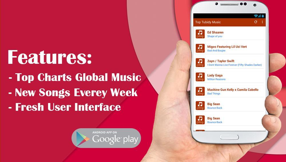 Top Tubidy Music for Android - APK Download