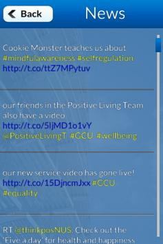 GCU Positive Living screenshot 2
