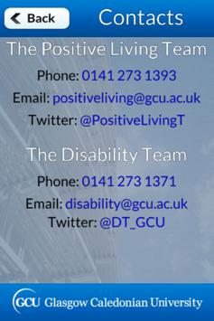 GCU Positive Living screenshot 3