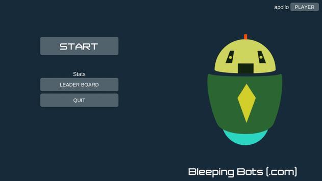 Bleeping Bots poster