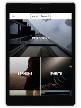 West Church apk screenshot