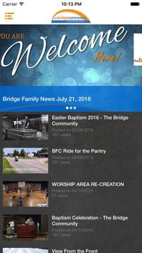 The Bridge Community poster
