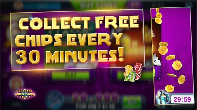 VIDEO POKER DELUXE screenshot 3