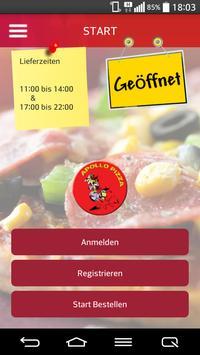 Pizza Apollo Meerbusch poster