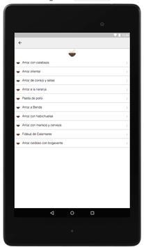 Recetas Thermomix screenshot 7