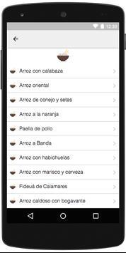 Recetas Thermomix screenshot 1
