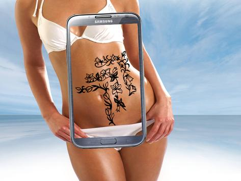 Tattoo Camera apk screenshot