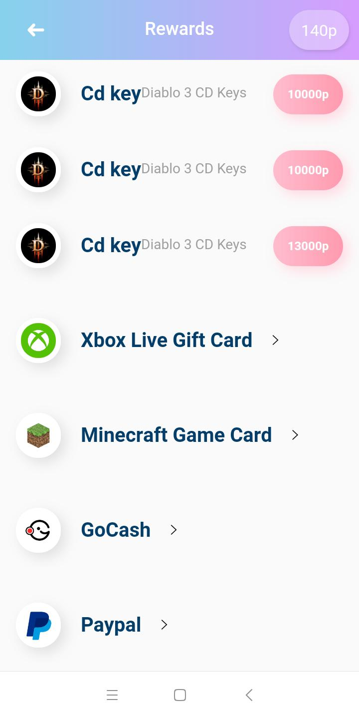 Yasoo Rewards for Android - APK Download