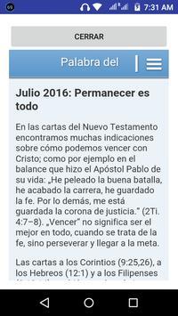 New Apostolic Church Hymns screenshot 2