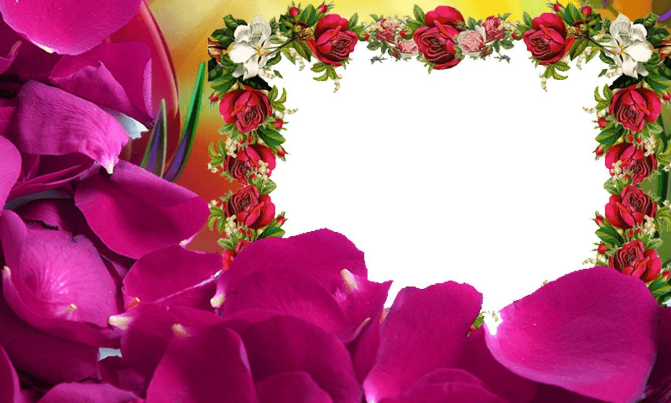 Flowers Frames Hd