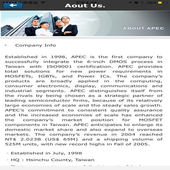 APEC Selector icon