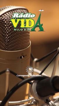 Rádio Vida 87,9 FM poster