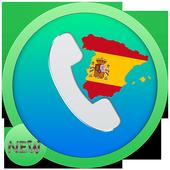 وات ساب رقم اسباني icon