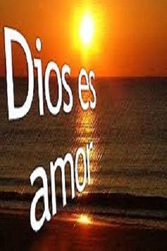 Dios siempre te cuida poster