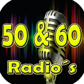 60s and 50s Music Radios Free. Oldies Radio Online icon