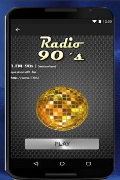Music Radios of the 90s. Radios of the Nineties screenshot 3