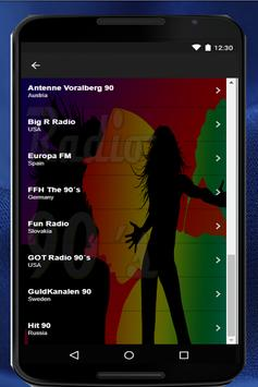 Music Radios of the 90s. Radios of the Nineties screenshot 2