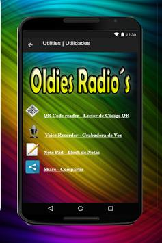 Oldies Music Radios screenshot 3