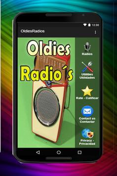 Oldies Music Radios poster