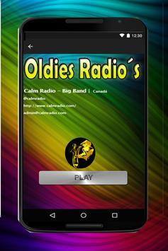 Oldies Music Radios screenshot 7