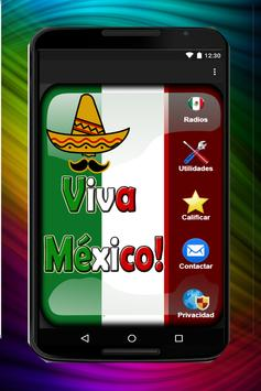 Radios de Música Mexicana poster