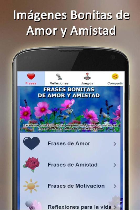Frases Bonitas De Amor Y Amistad For Android Apk Download
