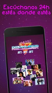 Radio Remember screenshot 1