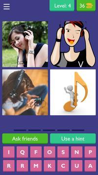 4 Pics 1 Word screenshot 10