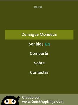 Juego Adivinar las Frutas screenshot 10