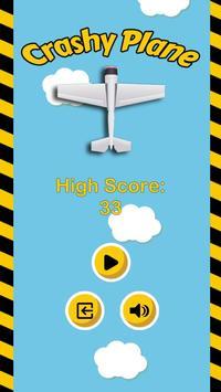 Crashy Plane poster