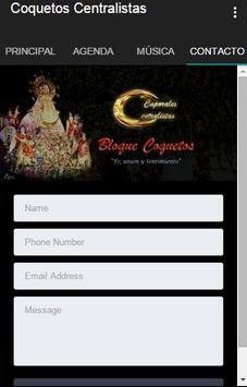 Coquetos Centralistas screenshot 4