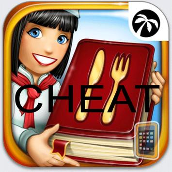 Cheat For cooking fever poster