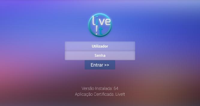 Liveit - APP apk screenshot