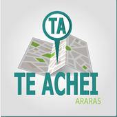 Te Achei - Araras icon