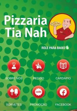 Pizzaria Tia Nah poster